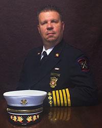 Chief George B. Snyder