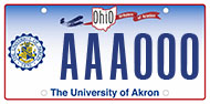 University of Akron Seal