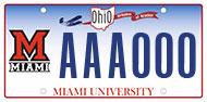 Miami University Block M