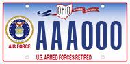 U.S. Air Force Retired