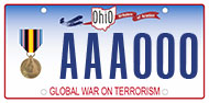 Global War on Terrorism Civilian Service Medal