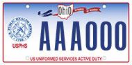 U.S. Uniformed Services Public Health Service Active Duty
