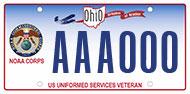 U.S. Uniformed Services Honorably Discharged Veteran NOAA