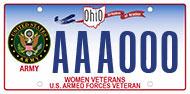 Women Army Veteran