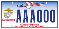 Women Marine Corps Veteran