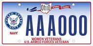 Women Navy Veteran